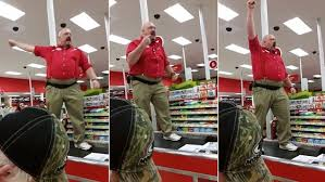 target manager on black friday target manager gives inspiring black friday motivation speech