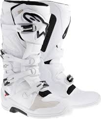 alpinestars motocross gear bottes enduro alpinestars tech 7 blanc bottes motocross
