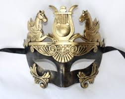 black and gold masquerade masks gold masquerade mask etsy