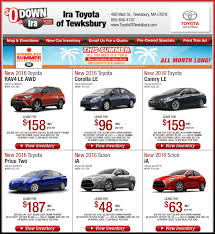 toyota main dealer toyota dealer in tewksbury ira toyota great toyota deals