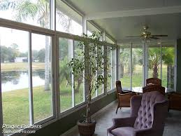 sunroom windows casselberry sunroom addition glass windows prager builders