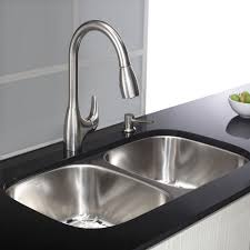 kitchen faucet kraususa com discontinued single lever stainless steel pull out kitchen faucet