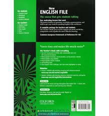 купить new english file intermediate teacher u0027s book with test and