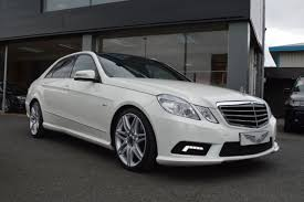 mercedes e diesel second mercedes e class e350 cdi blueefficiency 265