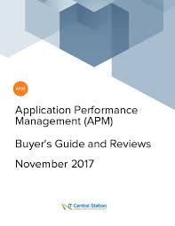 best application performance management apm solutions in 2017