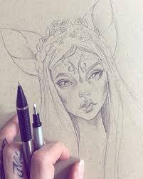 drawing animal pencil art stuff pinterest drawing girls