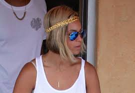 from pixie cut to bob with extensions beyonce bob hairstyle pixie haircut hair extensions main medium