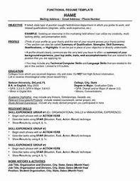 functional resume format exle free combination resume template pointrobertsvacationrentals