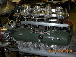 lexus v8 hp rolls engine conversion