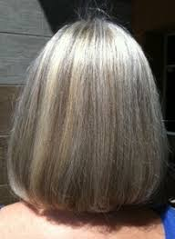 pics of lo lites in short white hair gray lowlights grey hair with highlights colored ombre