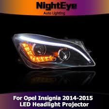 opel insignia 2014 nighteye opel insignia headlights 2014 2015 insignia led headlight