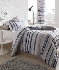White Stripe Duvet Cover Duck Egg Stripe Bedding Ellis Stripe Duvet Covers Pillowcases With