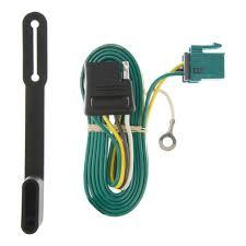 curt manufacturing curt custom wiring connector 55240