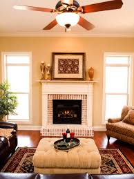 Ceiling Fans For Living Rooms Improve Energy Efficiency With A Ceiling Fan Hgtv