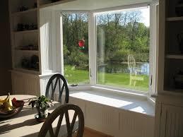Dining Room Bay Window Treatments Decoration Marvelous Picture Of Window Treatment Decoration Using