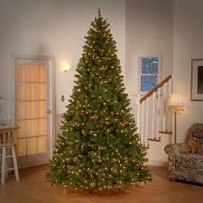 tree ft ge indoor pre lit led