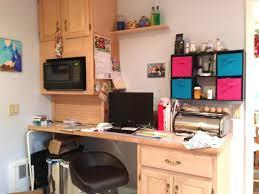Long Corner Desk Art Workstation Desks U2013 Ourtown Sb Co