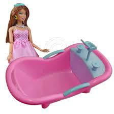 Monster High Doll House Furniture Bathroom Bathtub Shower 1 6 Scale For Barbie Monster High Doll U0027s