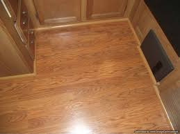 amazing installing laminate flooring in rv laminate in travel