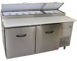 Refrigerated Prep Table by Tri Ptp 170 11 Tor Rey Double Door Refrigerated Pizza Sandwich