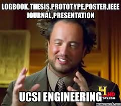 Meme Journal - thesis prototype poster ieee journal presentation