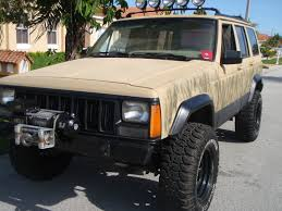 tan jeep cherokee desert tan custom paint rims jeep cherokee forum general