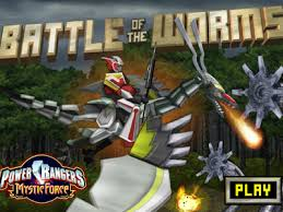 power rangers dino thunder game play power rangers game