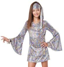 60s Halloween Costumes Price Kids Girls 60s 70s Retro Disco Mod Halloween Costume