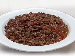 recettes cuisine grecque recette de la soupe de lentilles grecque