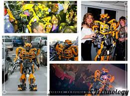 theatrical transformers costume halloween costumes stilts