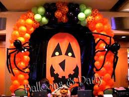 Disney Outdoor Halloween Decorations by Halloween Balloon Decorations Disney Halloween Decorations Outdoor