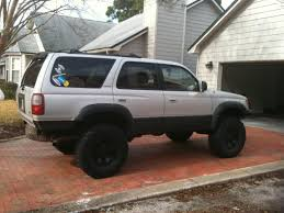 toyota 4runner lifted stock and lifted ride height toyota 4runner forum largest