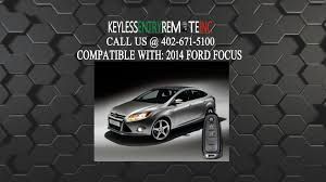 program ford focus key fob how to replace ford focus key fob battery 2014