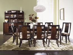 legacy classic boulevard rectangular leg dining table 970 221