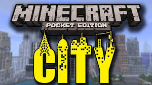 Minecraft City Maps Download City Map Minecraft Pe
