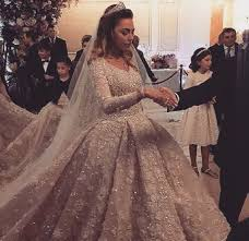 expensive wedding dresses here comes the most expensive wedding dress in the world