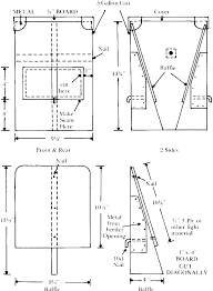 Rabbit Hutch Plans Original Back Yard And Commercial Rabbit Production 7 Appropedia