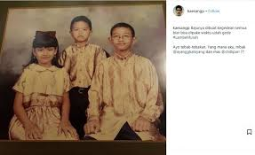 profil gibran jokowi potret masa kecil 3 anak presiden jokowi beda banget dengan sekarang