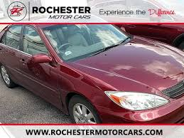 02 toyota camry xle 2002 toyota camry xle fwd se rochester mn 20171573