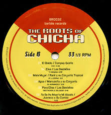 bureau de change barbes johnkatsmc5 various roots of chicha psychedelic cumbias from peru