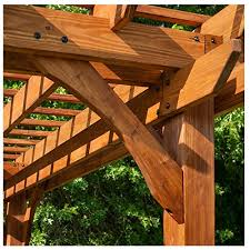 8 X 10 Pergola by Pergola The Garden And Patio Home Guide