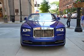 rolls royce blue 2016 rolls royce dawn stock r314 for sale near chicago il il