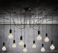 Retro Hanging Light Fixtures Pendant Lighting Modern Nordic Retro Hanging Ls Chandelier