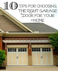 Cost Of Overhead Garage Door by Garage Door Replacement 10 Tips For Making The Right Choice