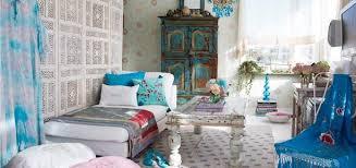 chambre indienne d馗oration visite déco turquoise indien deco indienne bleu turquoise et