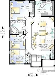 3 bedroom bungalow floor plan open bungalow floor plans level simple 3 bedroom bungalow home