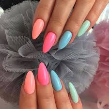 gel polish nails pinterest