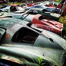 corvette junkyard california post your best corvette junkyard photos page 2 corvetteforum