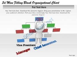 10 best images of blank organizational chart powerpoint free