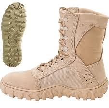 rocky men u0027s military duty desert s2v steel toe boots desert tan